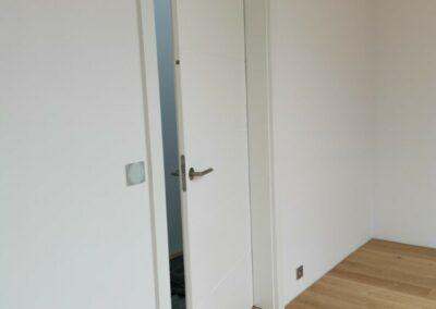Reverzní dveře – Realizace Praha Vinohrady