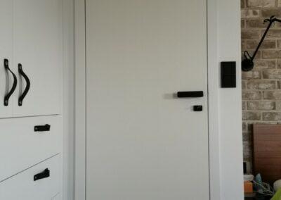 Realizace dveří – Praha Podskalská